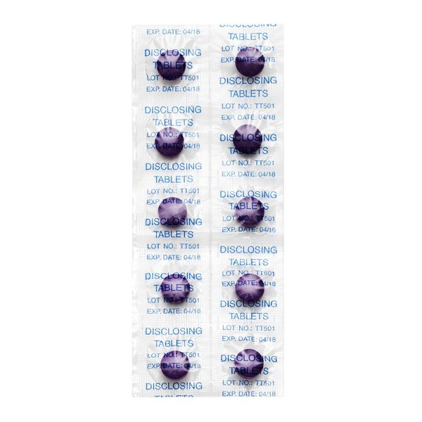 TePe Plaqsearch 10 Tablets