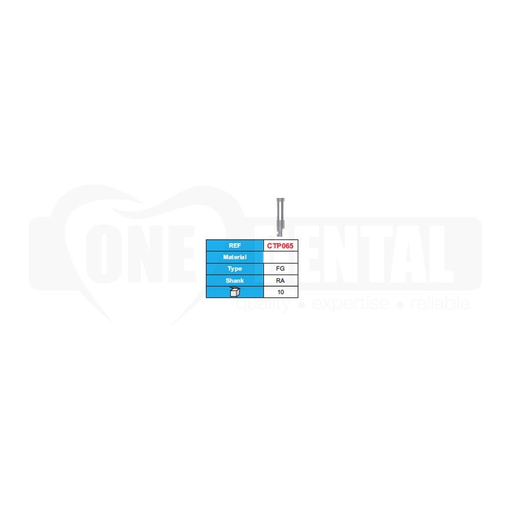 FG/RA adaptor/mandrel to fit in RA block/handpiece -convertor
