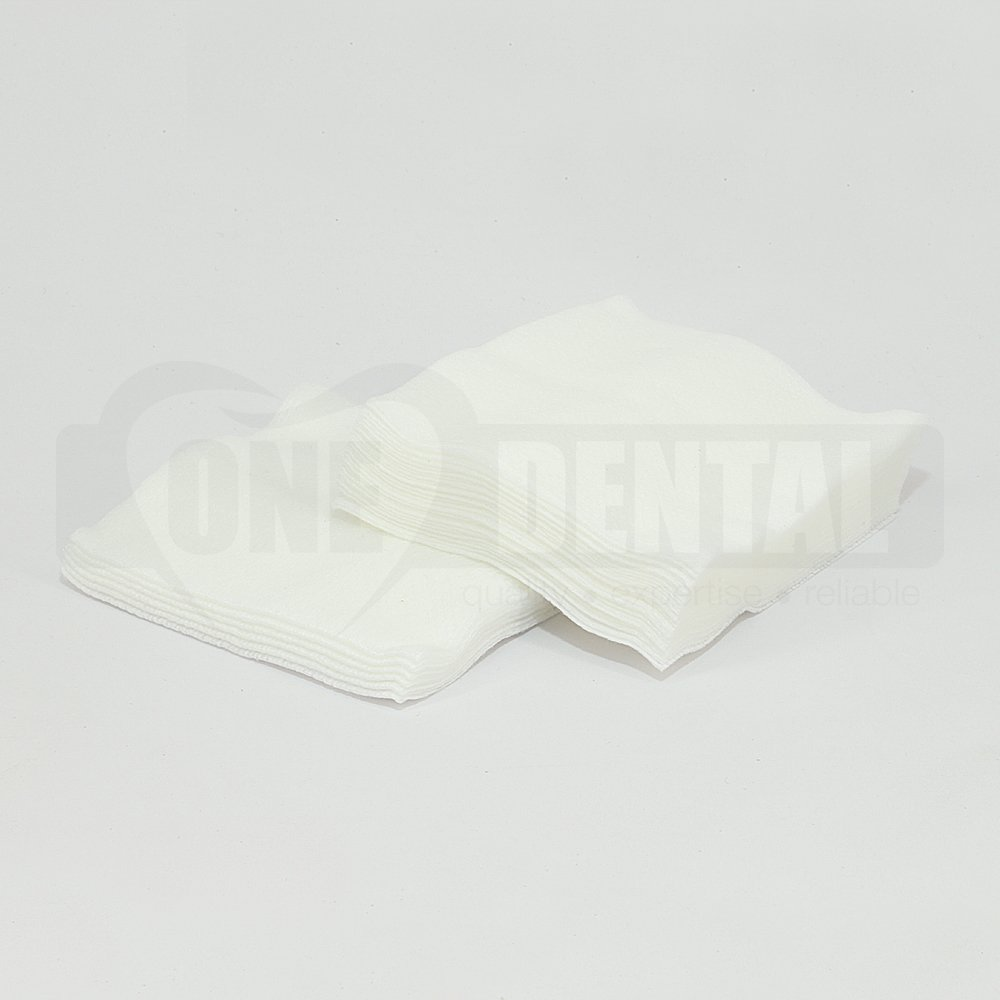 ONE Non Woven Gauze 7.5cm x 7.5cm  4ply 100pcs