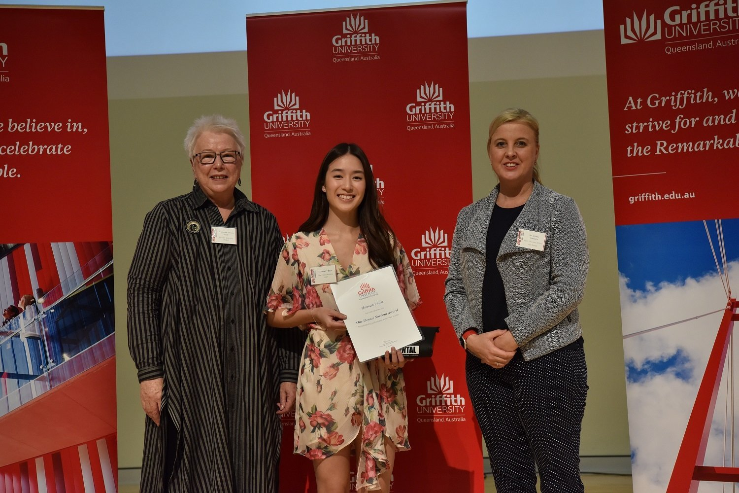 Griffith University Awards