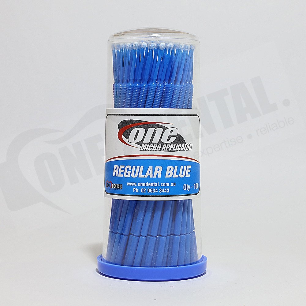ONE Micro Applicator Reg Blue Tube 100