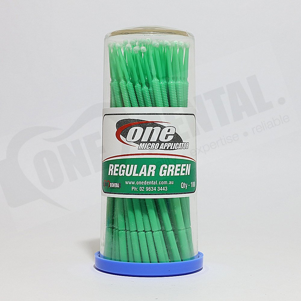 ONE Micro Applicator Regular Green Tube 100