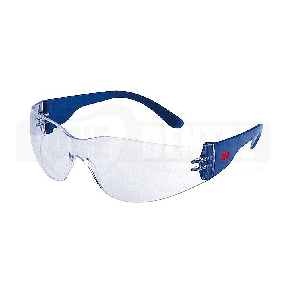 3M 2720 Blue Frame/Clear AF lens - Click for more info