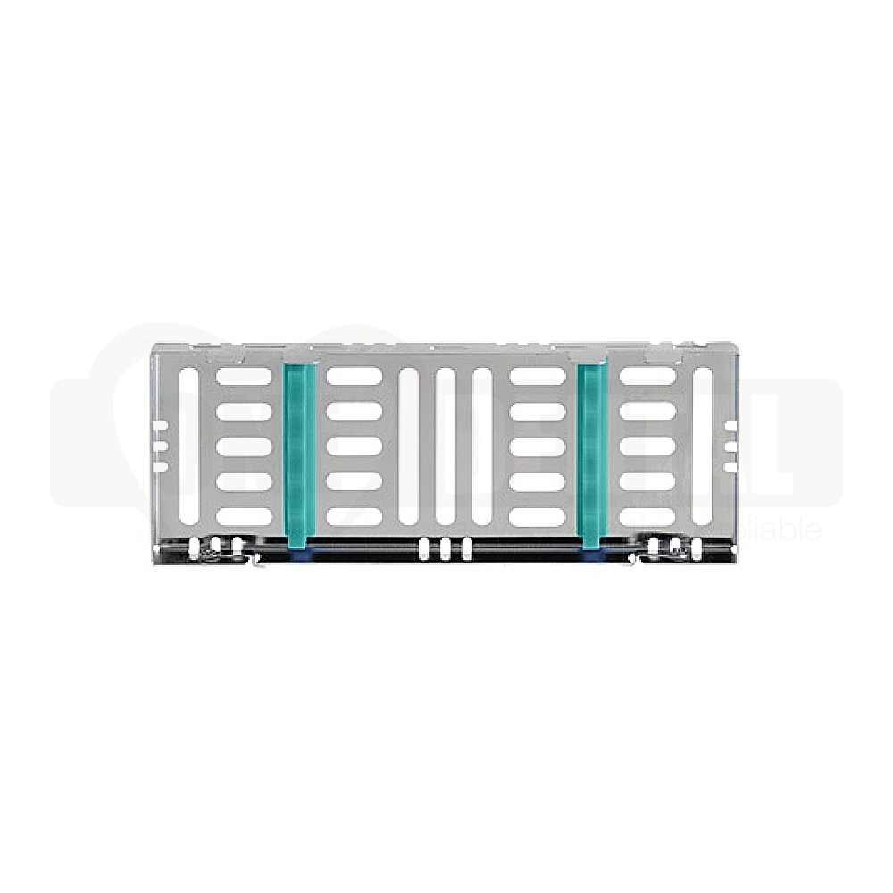 Cassette Small Stainless Steel Teal
