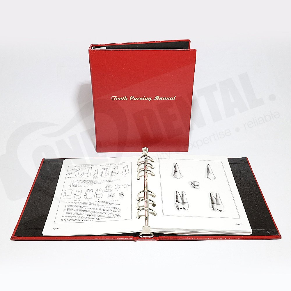 Tooth Carving Manual Book