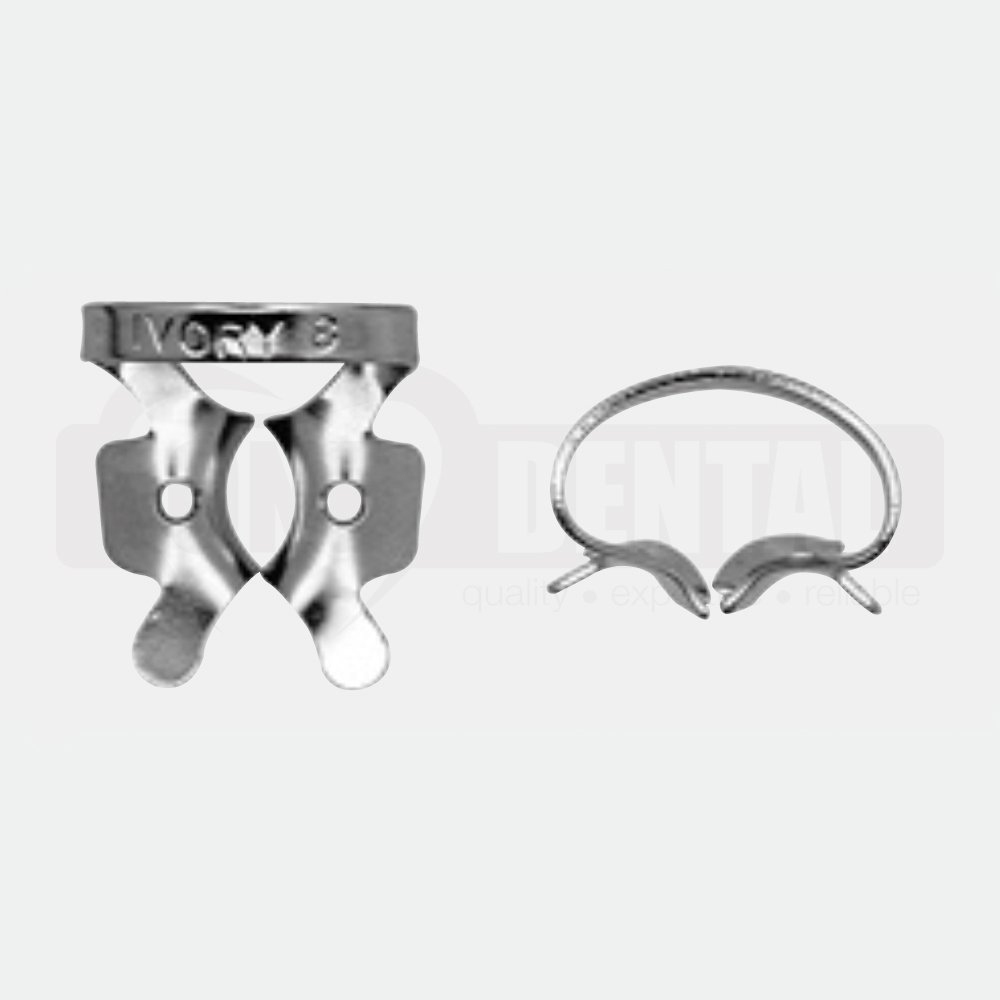 Clamp 8 Upper Molar