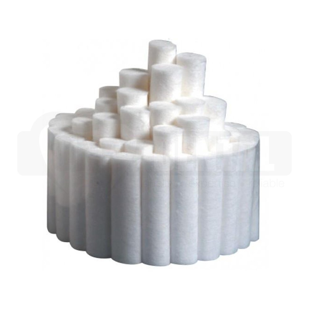 Cotton Rolls #2 10mm 50
