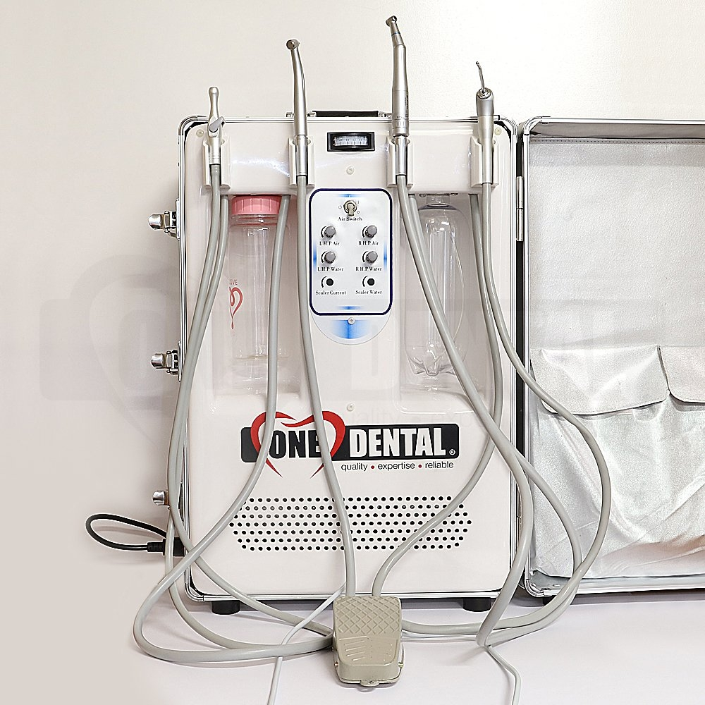 ON SALE Mobile Dental Unit **SIMULATION USE ONLY*** inc PPE Kit and handpieces