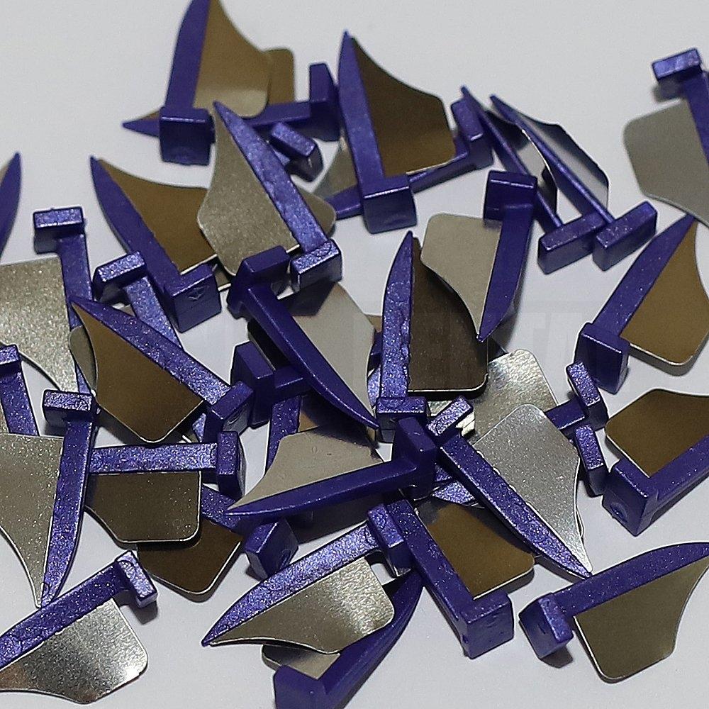 Fender Wedge Purple XSmall (36)