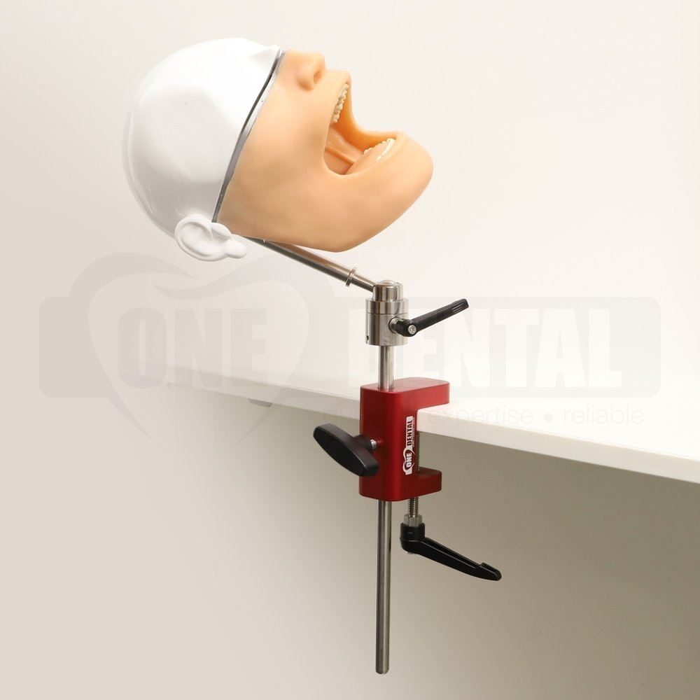 Local Anaesthesia Manikin with Bench Mount - Click for more info