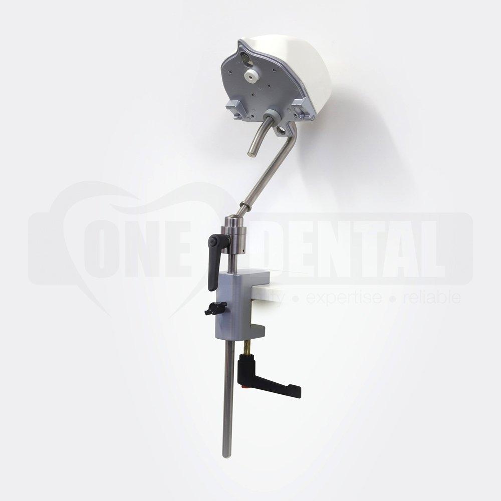 Manikin 3/4 Head Screw in & Bench Mount & Drainage Mask (Model not included)