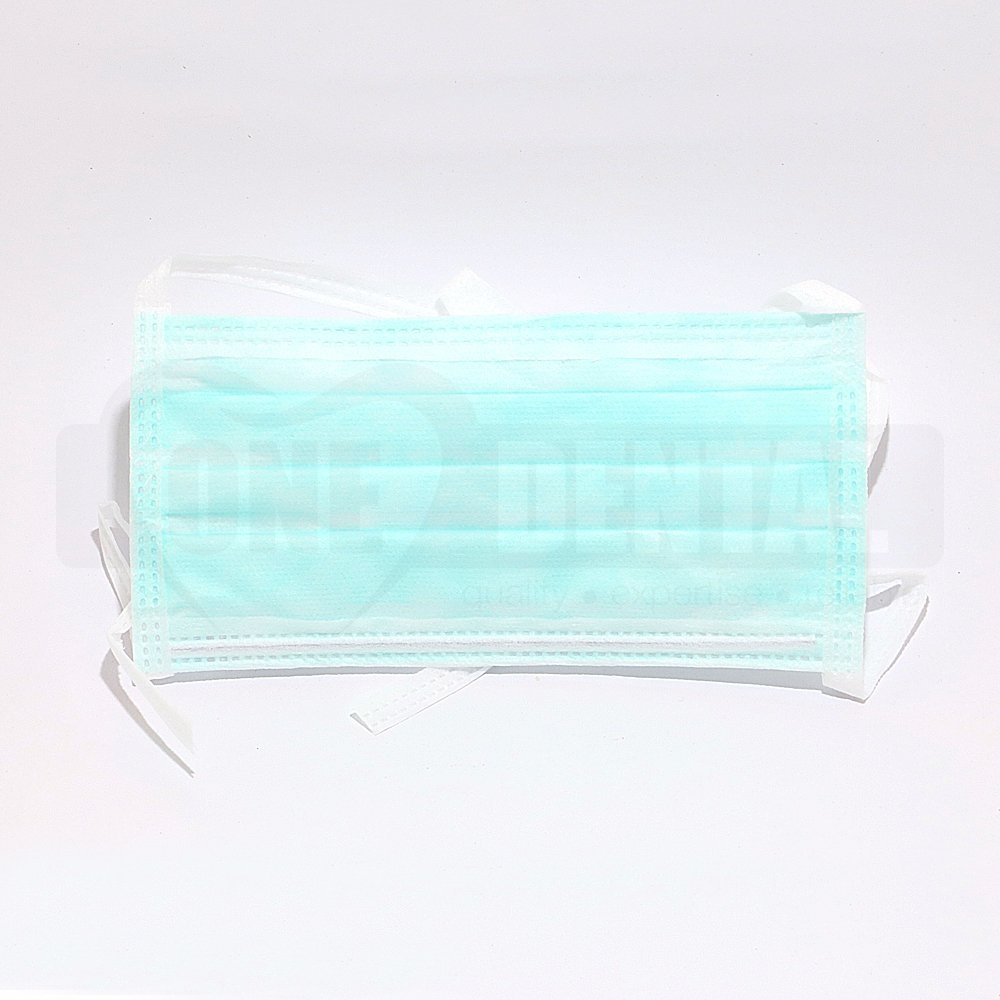 "Surgical Mask Tie On 50 pcs per box Level 1 ""AUSTRALIAN MADE"""