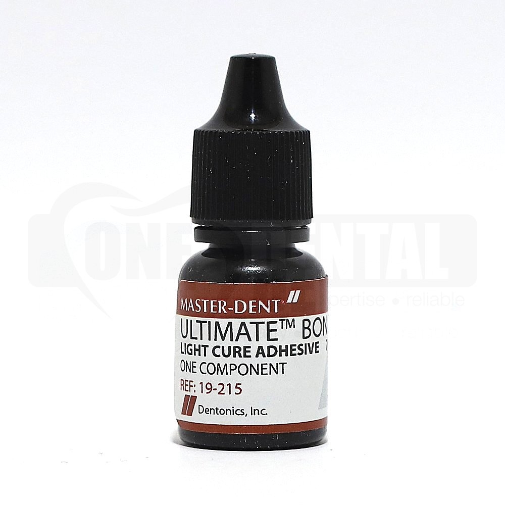 Masterdent Ultimate Adhesive 7ml bottle