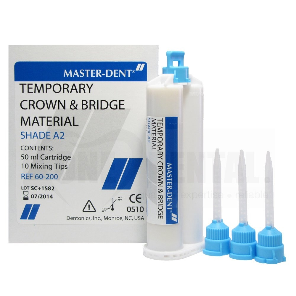 Crown & Bridge Refill A2 50ml 1:1 ratio
