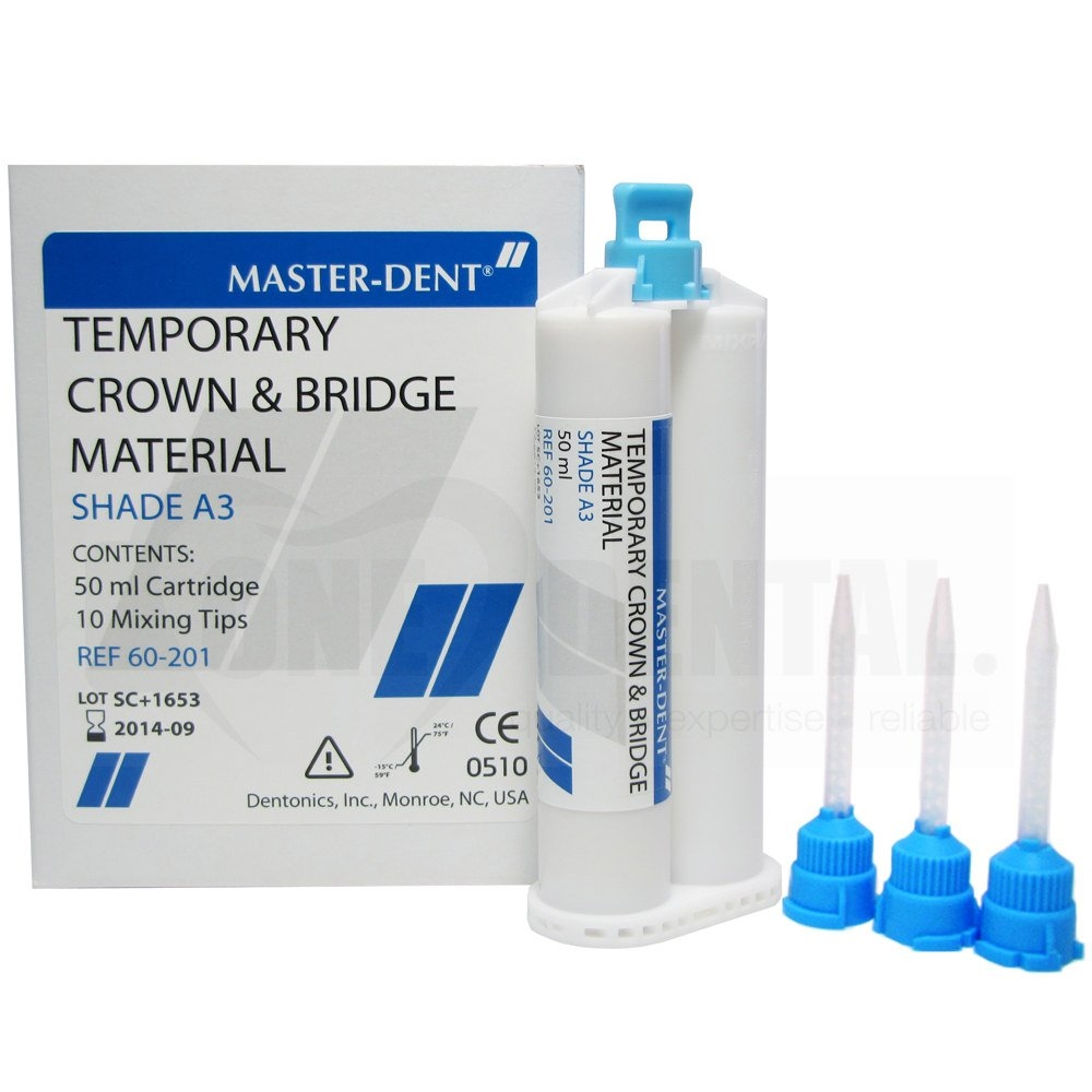 Crown & Bridge Refill A3 50ml 1:1 ratio