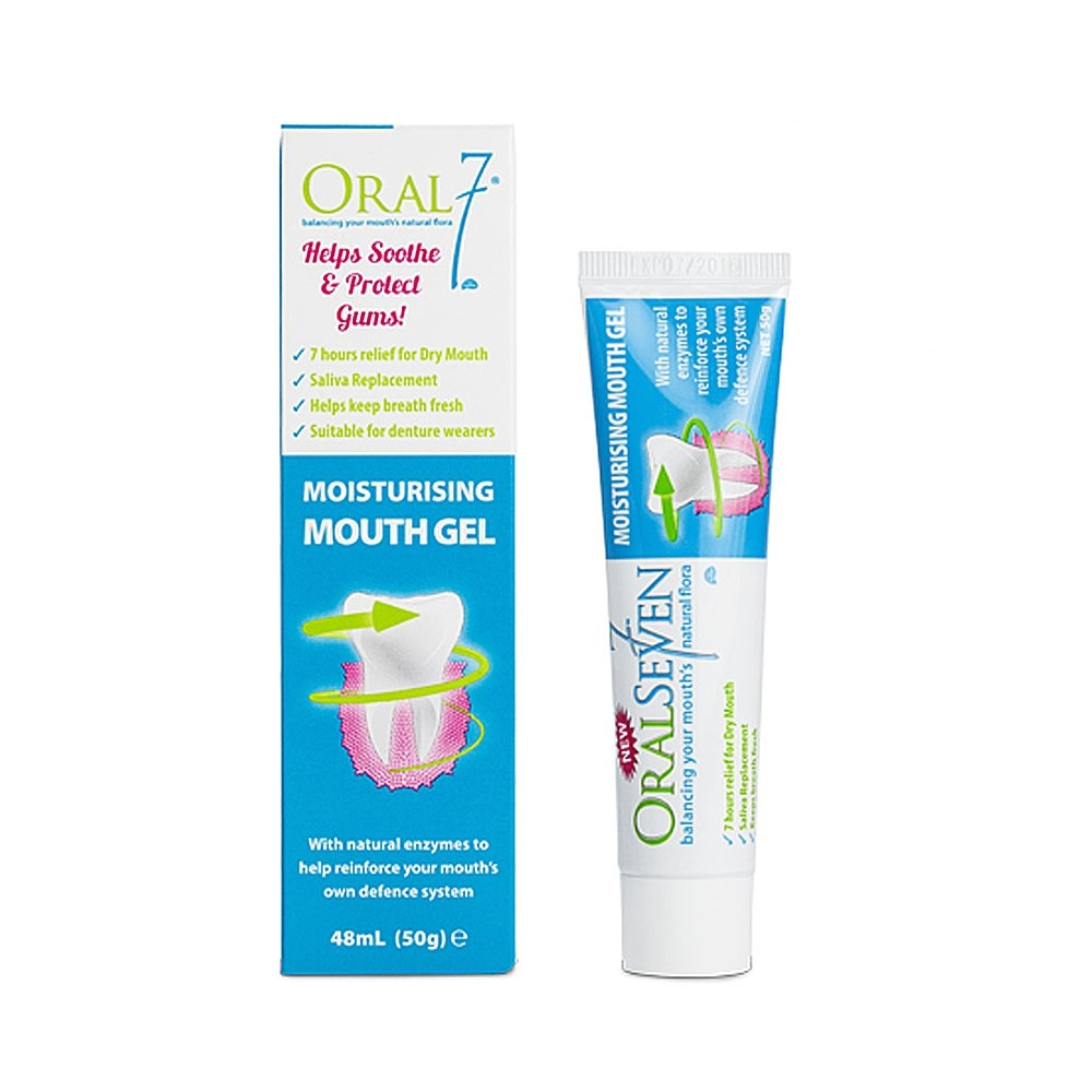 Oral 7 Mouth Gel 50g