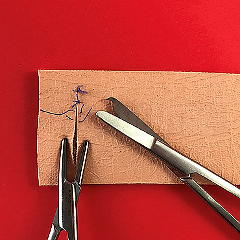 Suture Pad  10cm x 5cm - Click for more info