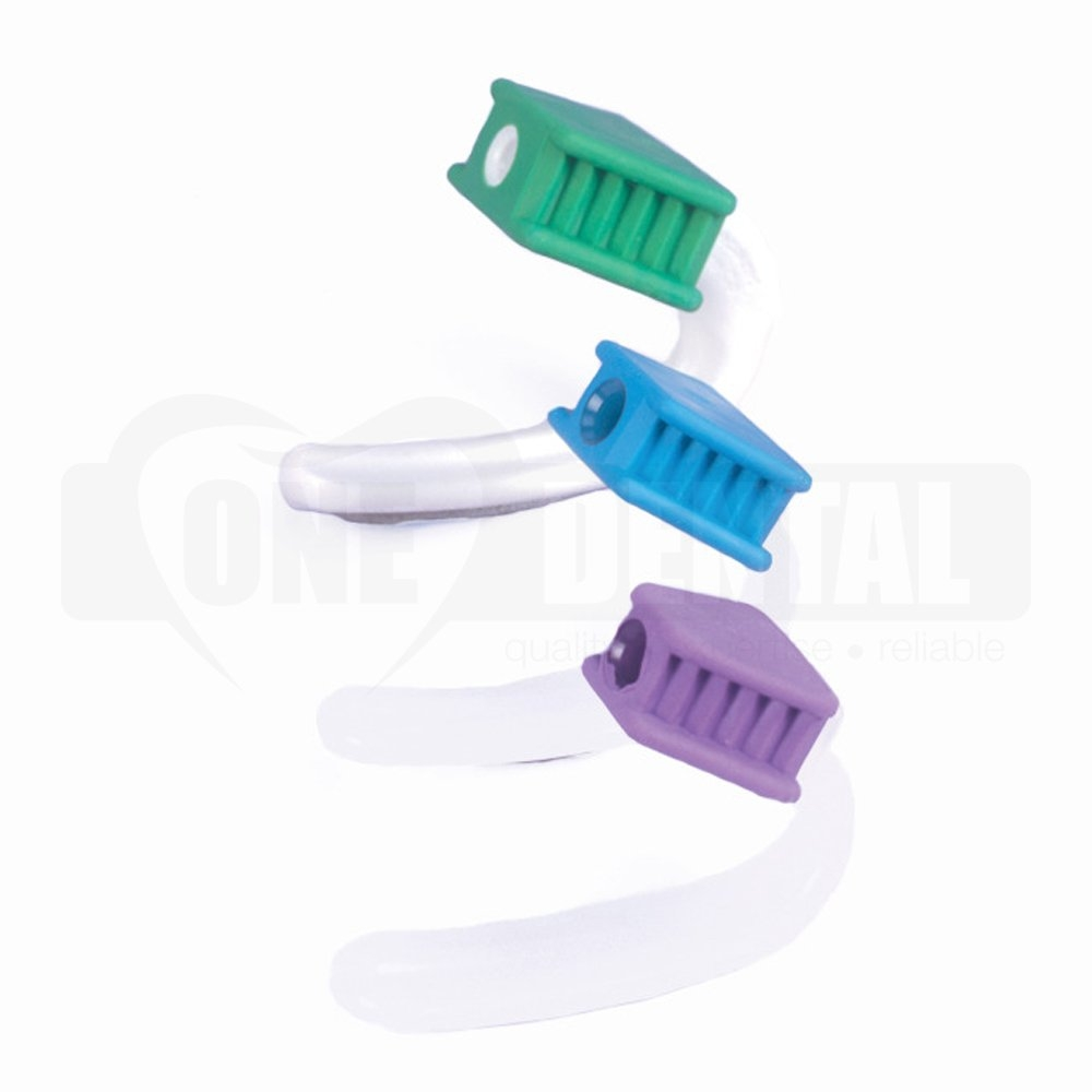 Open Wide Reusable Mouth Props, 1 each Small, Med, Large
