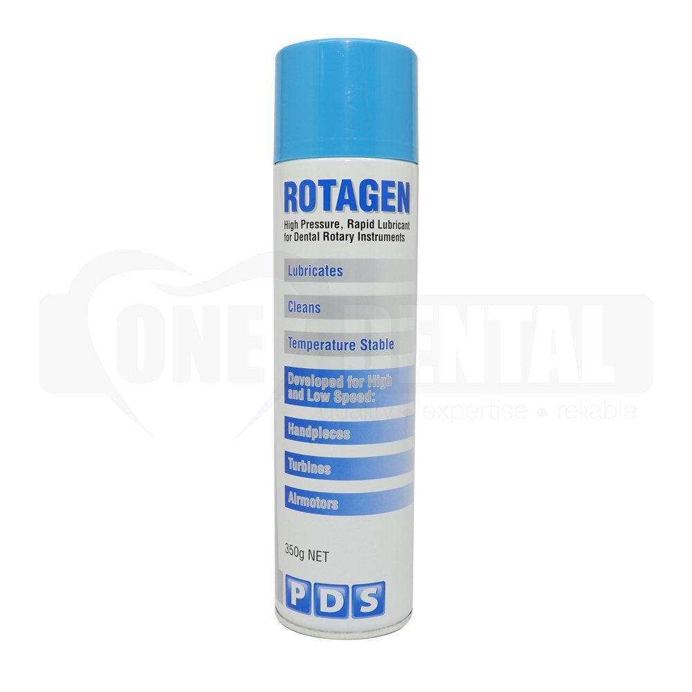 PDS Rotagen Lubrication Spray 350g Net