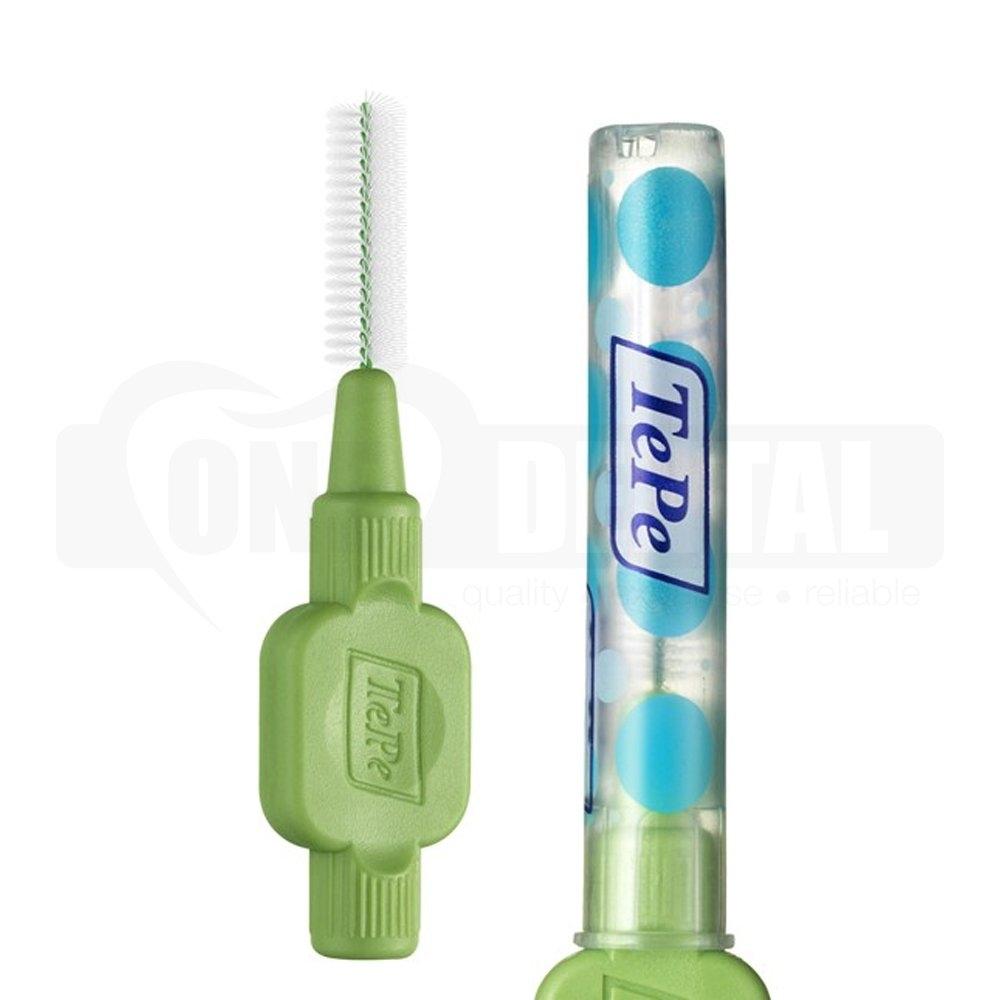 TePe Interdental Brush 0.8mm Green 6 Pack